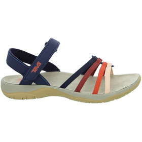 Teva Elzada WEB Sandals Women red/blue